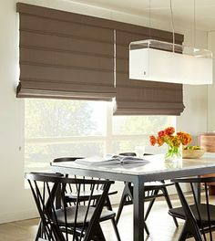 Window treatments can be a crowning touch to any room, especially a window wrapped space like a sun room. All it takes is some smart measur. Slider Curtains, Drapes Curtains, Window Wrap, Window Treatments, Modern Furniture, Windows, Room, Diy, Home Decor