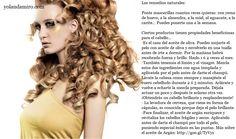 #remediosnaturales #hairstyle #andorra yolandamiro.com