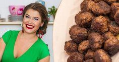 Jessica Frejs julköttbullar – recept | Allas Recept Lchf, White Christmas, Almond, Ethnic Recipes, Food, Essen, Almond Joy, Meals, Yemek