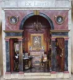 Bluette Meloney : A Gentleman's Library