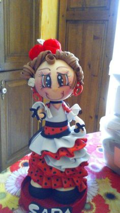 Fofucha flamenco