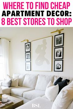 best stores for cheap apartment decor that still looks expensive. perfect for first apartments Small Apartment Hacks, First Apartment Checklist, First Apartment Essentials, Apartment Decorating On A Budget, Cheap Apartment, Apartment Ideas, Ikea, Baby Changing Tables, Couch Pillows