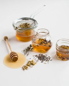 how to make infused honey | http://www.henryhappened.com/make-infused-honey.html