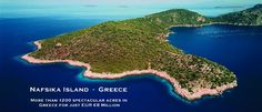 Greek private island!