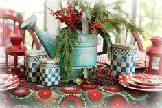 December days~ the kitchen table   Flickr - Photo Sharing! By Lucia and Mapp