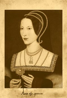 Have you noticed Anne Boleyn has 6 fingers on left hand. The legend of Anne Boleyn always includes a sixth finger.