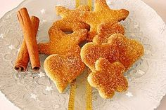 Cinnamon cookies (recipe with picture) of pralinchen Sweet Cookies, Fun Cookies, No Bake Cookies, Holiday Cookies, No Bake Cake, German Christmas Cookies, Christmas Sweets, Christmas Cooking, Christmas Time