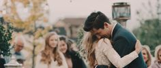 Love the dress and the vibe/filming of the video // Patrick + Gabriella // Wedding on Vimeo