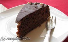Sacher-torta recept fotóval Pudding, Cake, Food, Brioche, Custard Pudding, Kuchen, Essen, Puddings, Meals