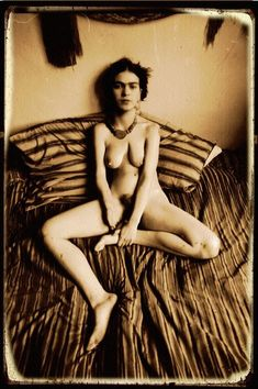 Image result for frida kahlo nude pictures