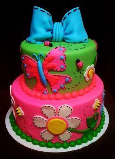 Awesome spring cake