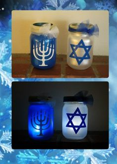 Hanukkah Lanterns star of david menorah pint size Hanukkah Crafts, Jewish Crafts, Feliz Hanukkah, Hanukkah Decorations, Hanukkah Menorah, Happy Hanukkah, Hannukah, Hanukkah 2019, Hanukkah Celebration