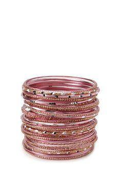 Forever21Set de Bracelets Métalliques