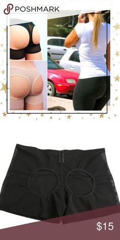 """Butt Lifter ( BBL12L0) Shaper with tummy control. Hight waist. Size runs smaller. Waist 24,4-28,4"""", Hip 31,5"""", length 9,4"""" Intimates & Sleepwear Shapewear"""