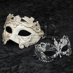 ILOVEMASKS.COM - Silver Roman Warrior Masquerade Mask and Silver Charming Princess Diamond Combo, $39.95 (http://www.ilovemasks.com/combo-mask/silver-roman-warrior-masquerade-mask-and-silver-charming-princess-diamond-combo/)