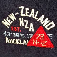 One of the many different logos of this line.. nzanewzealand.com