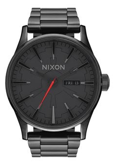 Nixon x Star Wars Sentry SS Watch - Vader Black