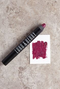 Lord & Berry Shiny Crayon Lipstick | Forever 21 PLUS - 1000141617