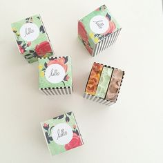 Gifty soap 3 packs! These are so fun to make and will be perfect for special occasion gifts!