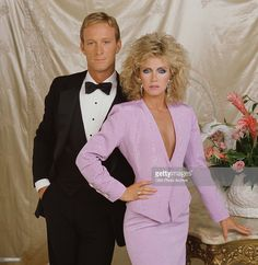 Donna Mills and Ted Shackelford in Knots Landing Bobby, Donna Mills, Dallas Tv, Knots Landing, Old Tv Shows, Classic Tv, Classic Style, Celebs, Celebrities