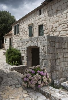 Renovated old stone house - village of Škopljanci - Dalmatioan hinterland - Croatia