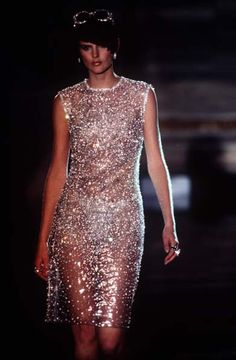 Atelier Versace Fall/Winter 1995 Haute Couture