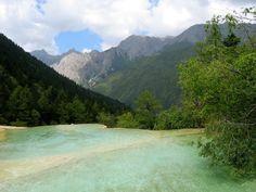 Jiuzhai Valley, China