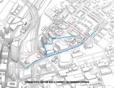 Gallery of BIG, West 8 + Atelier Ten Unveil Masterplan for Pittsburgh's Lower Hill District - 12