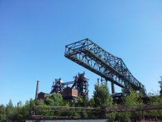 Landschaftspark Duisburg-Nord, #Industriekultur pur! http://www.landschaftspark.de