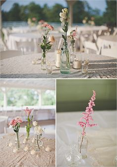 simple floral arrangements