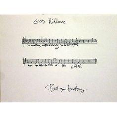 Good Riddance - Green Day