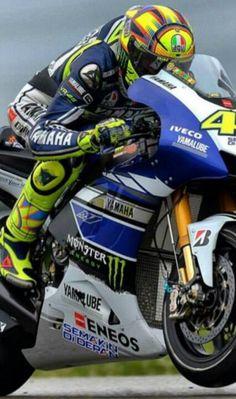 Rossi, Assen 2013.