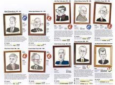 Los once últimos gobiernos Desde 1970, Colombia ha tenido 5 presidentes liberales, 2 conservadores y 3 de otros partidos.
