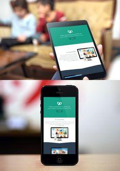 Shy • Responsive One Page Portfolio. HTML/CSS Themes. $5.00