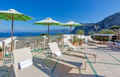 Hotel Excelsior Parco -Capri, Italy A beautiful... | Luxury Accommodations