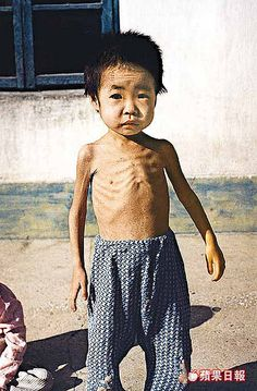 North Korea: One of the few pictures that exist showing how poor a (great) part of Noth Korea is.