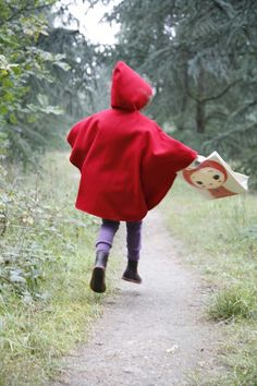 Little red ... cape!