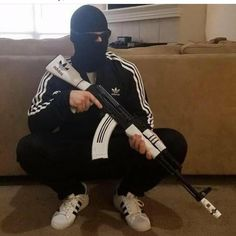 Captain Russia: The Adidas Soldier Grunge Goth, Grunge Style, Bad Boy Aesthetic, Aesthetic Grunge, Captain Russia, Mafia Wallpaper, Fille Gangsta, Russian Memes, Gangster Girl