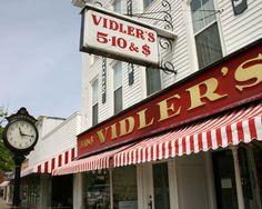 Vidler's East Aurora, New York