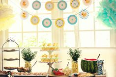 pinterest baby shower ideas | Baby shower inspired by Pinterest! | Baby Shower Ideas