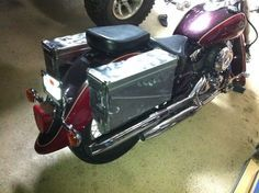 Instructables: Ammo Can Motorcycle Saddlebags