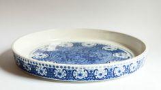 Vintage-Arabia-Finland-Ali-Blue-X-Large-Platter-Bowl 135 au dollar