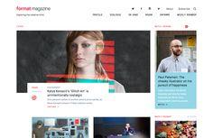 Top 10 Websites for Designers—Format Magazine