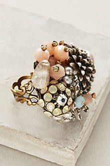 Botany Ring - anthropologie.com