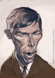 #carcoma #caricaturas #James_Coburn