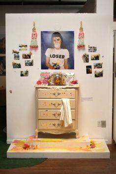 Photos from Strange Magic, Petra Collins and Tavi Gevinson's installation