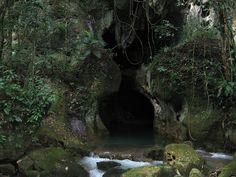 Actun Tunichil Muknal, Mountain Tapir Preserve, Cayo District, Belize     Travel Guatemala & Belize