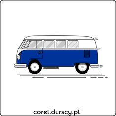 Volkswagen T1 #corel_durscy_pl #durskirysuje #corel #coreldraw #vector #vectorart #illustration #draw #art #digitalart #graphics #flatdesign #flatdesign #icon #vw #volkswagen #auto #samochod #car #vintage #automobil #oldcar #clasic #transporter #bus #hippievan #classicvw #type1