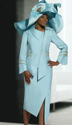 Donna Vinci Suits And Hats 2014 | DV11290 (Donna Vinci Spring And Summer Suits For Church 2014)