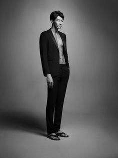 Kim Young Kwang - Harper's Bazaar Magazine August Issue '14